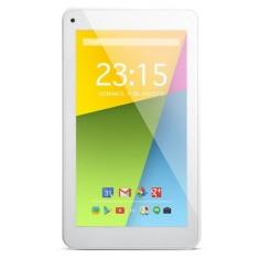 "Tablet Qbex 4GB LCD 7"" Android 4.4 (Kit Kat) TX754"