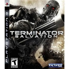 Jogo Terminator Salvation PlayStation 3 Evolved