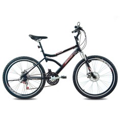 Bicicleta Mountain Bike Houston 21 Marchas Aro 26 Discovery 2.6