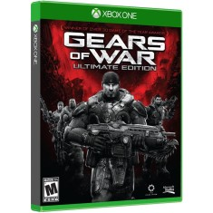 Jogo Gears of War Ultimate Edition Xbox One Microsoft