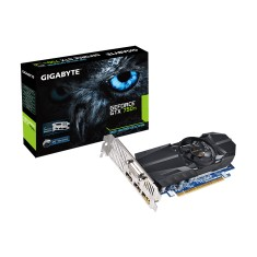 Placa de Video NVIDIA GeForce GTX 750 Ti 2 GB GDDR5 128 Bits Gigabyte GV-N75TOC-2GL