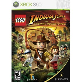 Jogo Indiana Jones The Original Adventures Xbox 360 LucasArts