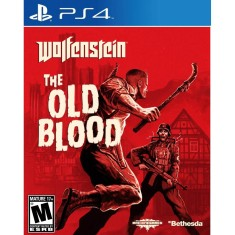 Jogo Wolfenstein The Old Blood PS4 Bethesda