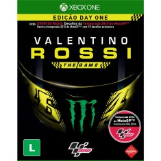 Jogo Valentino Rossi The Game Xbox One Milestone