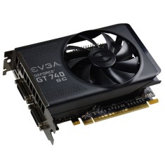 Placa de Video NVIDIA GeForce GT 740 1 GB GDDR5 128 Bits EVGA 01G-P4-3743-KR