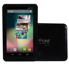 "Tablet Powerfast Fast Tab 4GB LCD 7"" Android 4.0 (Ice Cream Sandwich) TCTB-7106"