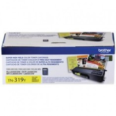 Toner Amarelo Brother TN-319Y