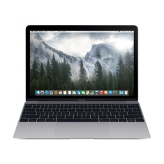 "Macbook Apple Intel Core M 8GB de RAM SSD 256 GB Tela de Retina 12"" Mac OS X El Capitan"
