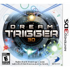 Jogo Dream Trigger 3D D3 Publisher Nintendo 3DS