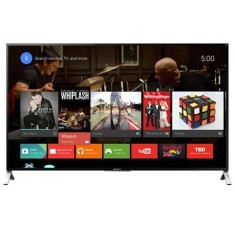 "Smart TV TV LED 3D 65"" Sony 4K Netflix XBR-65X905C 4 HDMI"