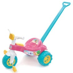 Triciclo com Pedal Magic Toys Tico-Tico Princesa