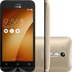 Smartphone Asus Zenfone Go 8GB ZB452KG 5,0 MP 2 Chips Android 5.1 (Lollipop) 3G Wi-Fi