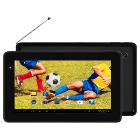 "Tablet Phaser Kinno PC203 4GB 7"" Android 2 MP"