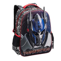 Mochila Escolar Pacific Transformers Battle Optimus Prime 933E04