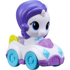 Boneca My Little Pony Rarity Playskoll Friends Veículo Hasbro