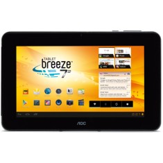"Tablet AOC Breeze 8GB TFT 7"" Android 4.0 (Ice Cream Sandwich) MW0711BR"