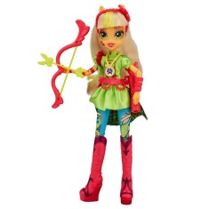 Boneca My Little Pony Equestria Girls Estilo Esportivo Applejack Hasbro