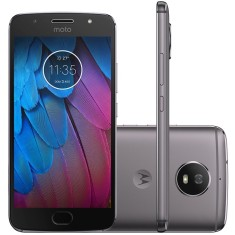 Smartphone Motorola Moto G G5S XT1792 32GB 16,0 MP 2 Chips Android 7.1 (Nougat) 3G 4G Wi-Fi