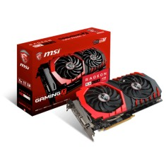 Placa de Video ATI Radeon RX 470 4 GB GDDR5 256 Bits MSI RX 470 GAMING X 4G