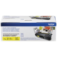 Toner Amarelo Brother TN-311Y