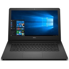 "Notebook Dell Inspiron 5000 Intel Core i3 4005U 4ª Geração 4GB de RAM HD 1 TB 14"" Windows 10 I14-5458-B10"