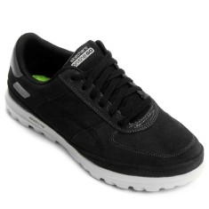 Tênis Skechers Masculino Casual On The Go Stoic