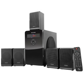Home Theater Multilaser 120 W 5.1 Canais SP160