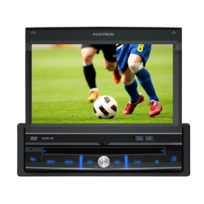 "DVD Player Automotivo Pósitron 7 "" SP6700"
