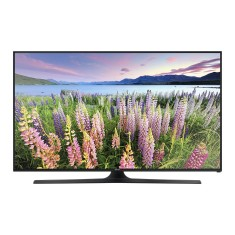 "Smart TV TV LED 55"" Samsung Série 5 Full HD Netflix UN55J5300 2 HDMI"