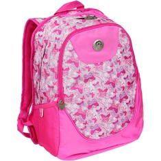 Mochila Escolar Pacific de Costas Fico Butterfly Splash 736171C