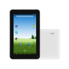 "Tablet DL Eletrônicos Flex-S 4GB TFT 7"" Android 4.4 (Kit Kat) TP051BRA"