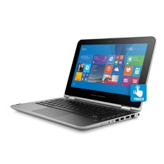 "Notebook Conversível HP Pavilion x360 Intel Core i5 6200U 6ª Geração 4GB de RAM HD 500 GB 13,3"" Touchscreen Windows 10 Home 13-S103BR"