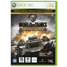 Jogo World of Tanks Xbox 360 Microsoft
