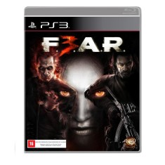 Jogo FEAR 3 PlayStation 3 Warner Bros