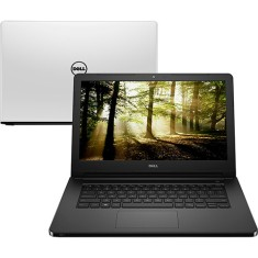 "Notebook Dell i14-5458-D40 Intel Core i5 5200U 14"" 8GB HD 1 TB GeForce 920M"