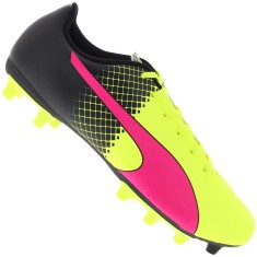 Chuteira Campo Puma Evospeed 5.5 Tricks Adulto