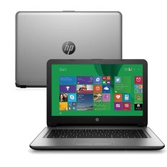 "Notebook HP Intel Core i7 6500U 6ª Geração 8GB de RAM HD 1 TB 14"" Windows 10 Home 14-AC121BR"