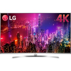 "Smart TV TV LED 3D 55"" LG 4K HDR Netflix 55UH8500 3 HDMI"