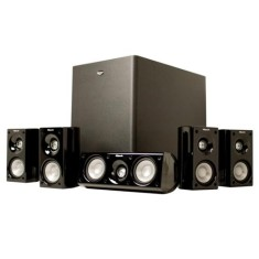 Home Theater Klipsch 100 W 5.1 Canais HD Theater 500