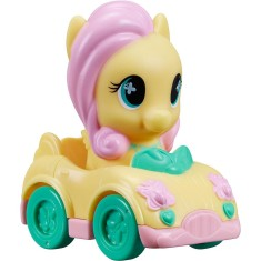 Boneca My Little Pony Fluttershy Playskool Friends Veículo Hasbro