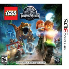 Jogo Lego Jurassic World Warner Bros Nintendo 3DS