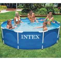 Piscina de Armação 4.485 l Polígono Intex Easy Set 56997