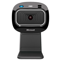 WebCam Microsoft LifeCam 5 MP Filma em HD HD-3000