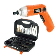 Kit Parafusadeira Black&Decker - 9036