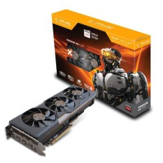 Placa de Video ATI Radeon R9 Fury 4 GB HBM 4096 Bits Sapphire 11247-00-40G