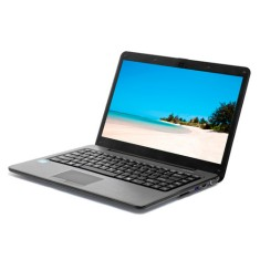 "Notebook Ibyte Intel Celeron Dual Core 2GB de RAM HD 500 GB 14"" Linux A9"