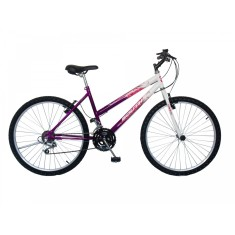 Bicicleta South Bike 18 Marchas Aro 26 Freio V-Brake Love Girl