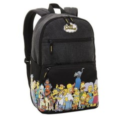 Mochila Escolar Pacific Simpsons Neighbours 7402304