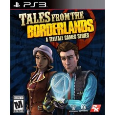 Jogo Tales from the Borderlands PlayStation 3 2K