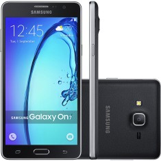 Smartphone Samsung Galaxy On 7 8GB SM-G600 13,0 MP 2 Chips Android 5.1 (Lollipop) 3G 4G Wi-Fi